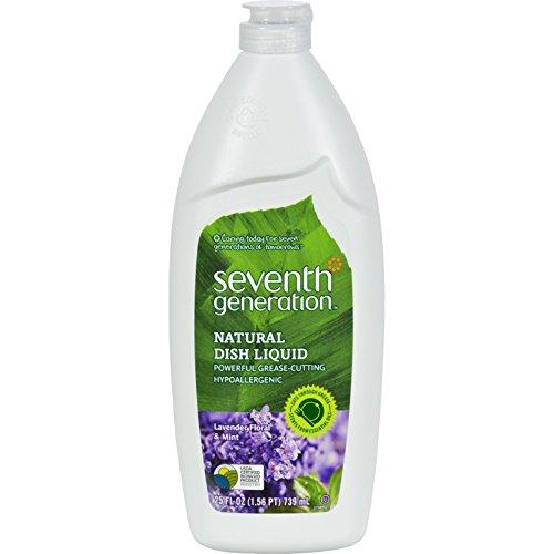 7th generation lavender dish soap - 9