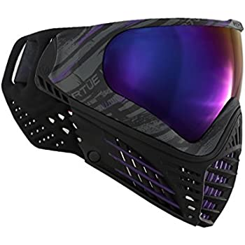 Virtue VIO Contour Thermal Paintball Goggles / Masks - Graphic Amethyst
