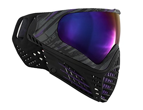 Virtue VIO Contour Thermal Paintball Goggles / Masks - Graphic Amethyst by Virtue Paintball