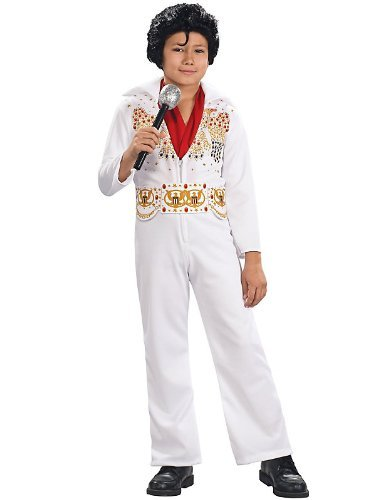 Rubie's Child Elvis Presley Costume]()