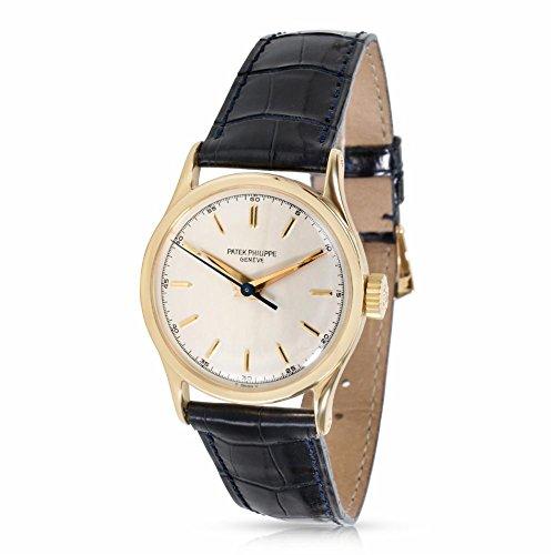 Patek Philippe Ladies - Patek Philippe Calatrava mechanical-hand-wind female Watch 2457 (Certified Pre-owned)