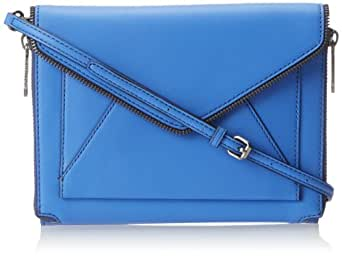 Rebecca Minkoff Marlowe Mini Cross-Body Handbag Bag,Twilight Sky,One Size
