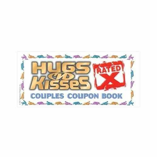 Bachelorette Party Favors Coupons X-Rated Hug and Kiss by Bachelorette Party (Party City Store Coupons)