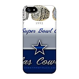 High-end Cases Covers Protector For Iphone 5/5s(dallas Cowboys)