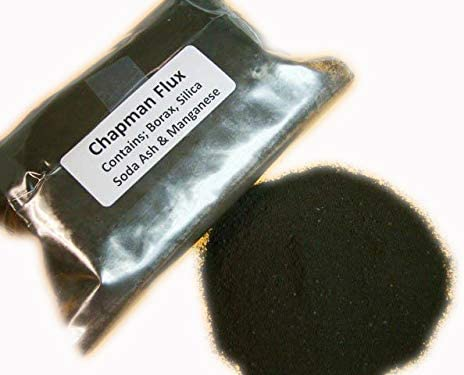 1 Lb Hank Chapman Recipe Flux-Refine Gold-Silver Recovery-Jewlery-Smelting-Assay 41dkBhURksL