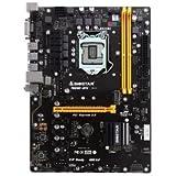 Biostar Motherboard TB250-BTC Core i7/i5/i3 LGA1151 Intel B250 DDR4 SATA PCI Express USB ATX Retail