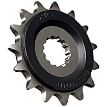 530 // 16T // OEM Rubber Cushion 98-09 HONDA VFR800FI JT Steel Front Sprocket