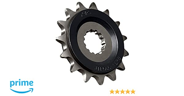 15-18 Yamaha YZF-R1 525 // 16T // OEM Rubber Cushion JT Steel Front Sprocket