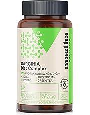 Garcinia Cambogia Complex   Mix Extra Sterk   Vet Verbranden   60 capsules   100% Natuurlijk