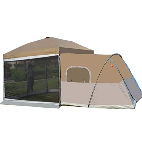 Bbx Group Tunnel Tent With Sun Canopy 5000 Mm Water Column