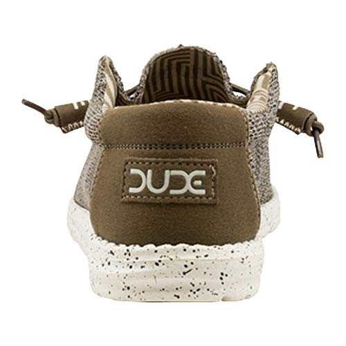 Marrone Wally Sox Uomini Shoes di Marrone di Dude Cqp0A