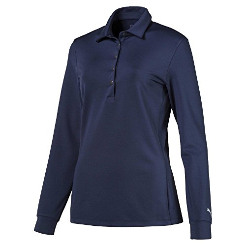 PUMA Golf Women's 2018 Long Sleeve Polo – DiZiSports Store