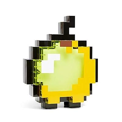 Minecraft Thinkgeek Light Up Enchanted Apple Lamp