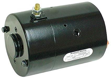 PRESTOLITE Motors 1-3/5 Wound Field DC Wound Field Motor