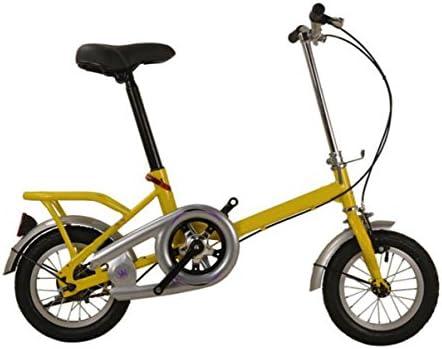 GHGJU Bicicleta Infantil Plegable Bicicleta 20 Pulgadas 16 ...