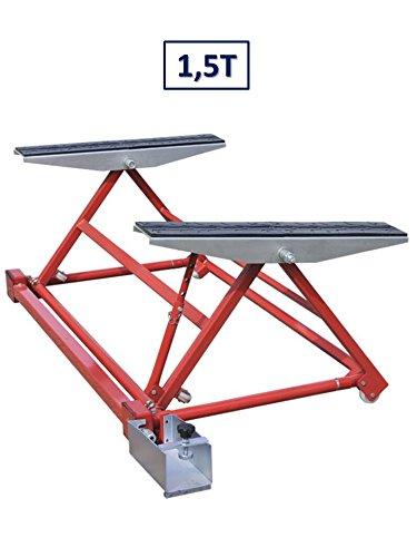 Mini Ponte Mobile A Dondolo Per Sollevamento Per Auto 1 5t 1500 Kg