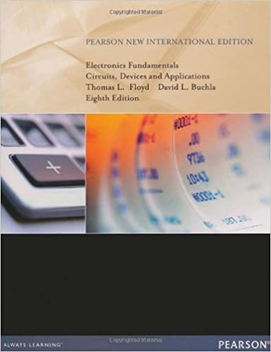 Electronics fundamentals pearson new international edition electronics fundamentals pearson new international edition circuits devices applications amazon thomas l floyd david buchla 9781292025681 fandeluxe Gallery