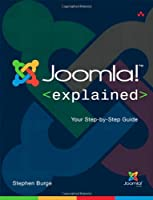 Joomla! Explained: Your Step-by-Step Guide Front Cover