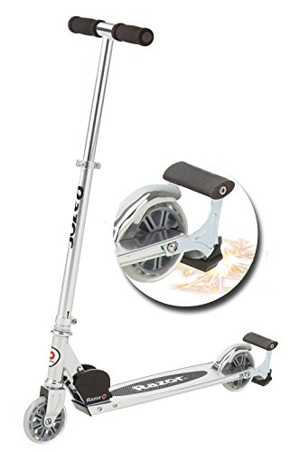 - Razor Spark Scooter Clear