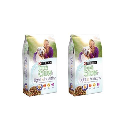 Purina Dog Chow Healthy Weight Dog Food 32 lb. per Bag (2 Bags)