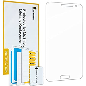 Mr Shield For Samsung Galaxy J3 / Galaxy J3 (2016) [Tempered Glass] Screen Protector [0.3mm Ultra Thin 9H Hardness 2.5D Round Edge] with Lifetime Replacement Warranty