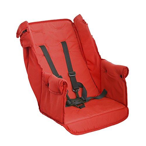 Joovy Caboose Rear Seat, Red