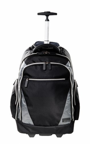 EcoTrend Cases Sports Voyage Rolling Backpack (EVOY-RB17) by Eco Style