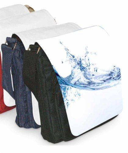 Design / Motiv Schultertasche Venedig Wasser