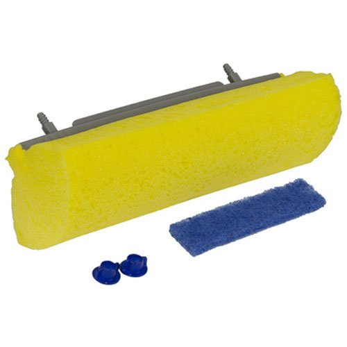 Quickie Roller Mop Refill with Antimicrobial Microban 0582MB