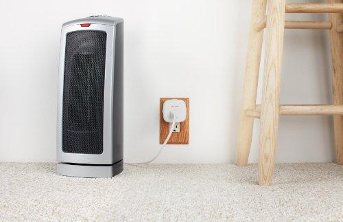 Belkin Conserve Socket Energy Saving Outlet with Timer, F7C009q