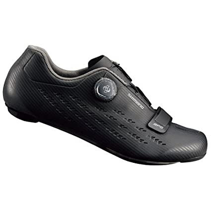 Shimano SHRP5PC390SL00 - Zapatillas Ciclismo, 39, Negro, Hombre