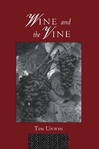 Download Wine and the Vine: An Historical Geography of Viticulture and the Wine Trade Pdf