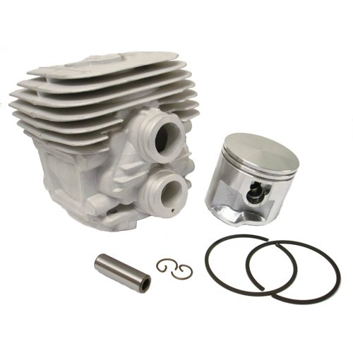 Cylinder Piston Rebuild Kit Assembly for STIHL TS410 TS420 Chainsaws 50mm (Piston Kit Rebuild)