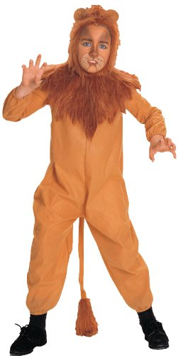 Wiz of Oz Cowardly Lion Child Costume (Large)