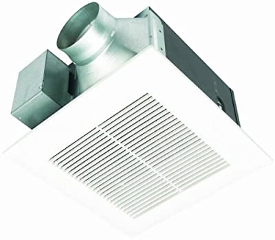 Panasonic WhisperCeiling Ventilation Fan - Extremely Quiet, Long Lasting, Easy to Install