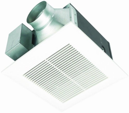 60%OFF meite MB14 Series WhisperCeiling 70, 90, 110 CFM Ceiling Mounted Fan White