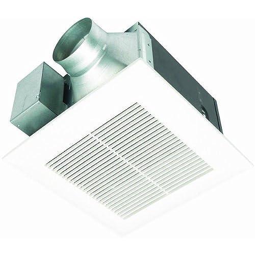 Panasonic FV 11VQ5 WhisperCeiling 110 CFM Ceiling Mounted Fan, White