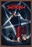 Trends International Netflix Sabrina - Key Art Wall Poster, 14.725' x 22.375', Multi