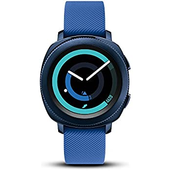 63bdb231fe5e Amazon.com  Samsung Gear S2 Smartwatch - Dark Gray  Cell Phones ...