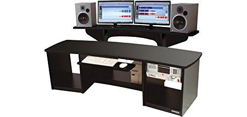 Omnirax Force 24 Studio Desk Black - Music Production Equipment Shopping Results