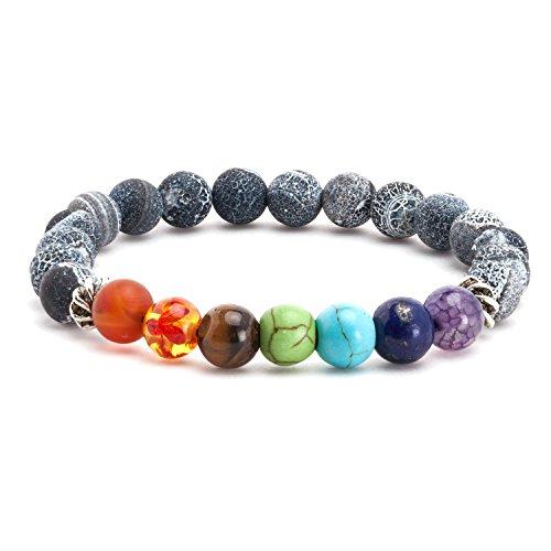 Bracelet Healing Energy Chakra Stretch