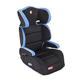 Piku Silla de coche grupo 2/3 azul/negro