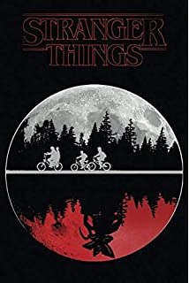 Amazon.com: Stranger Things A5 Ring Binder Notebook: Home ...
