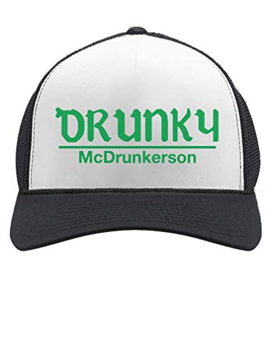 Funny St. Patrick's Day Party Trucker