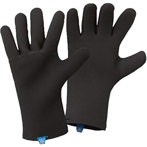 Y Fishing Glove, Black, Small ()