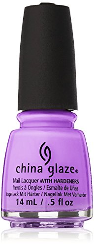 Jam China (China Glaze Nail Polish, Let's Jam, 0.5 Fluid Ounce)