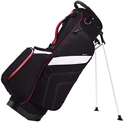 AmazonBasics Golf Crossover Stand Bag