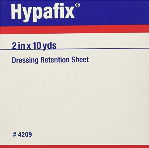 Smith & Nephew Hypafix Dressing Retention Sheet Roll, 2 Count