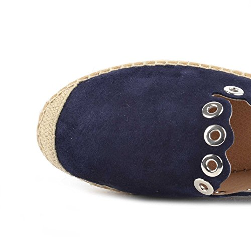 Kanna Schuhe Dora Sandalen Espadrilles Aus Wildleder Hudson Damen Hudson