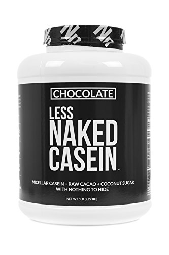 LESS NAKED CASEIN — Choc...